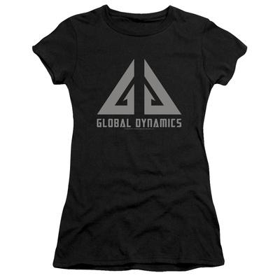 Juniors: Eureka - Global Dynamic Logo T-shirts