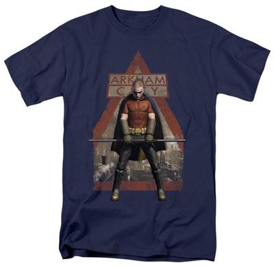 Batman Arkham City – Arkham Robin Shirts