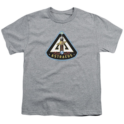 Youth: Eureka - Astraeus Mission Patch Shirts