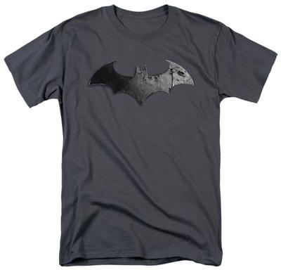 Batman Arkham City - Bat Logo T-shirts