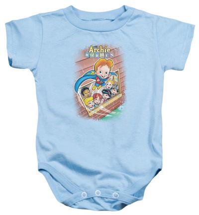 Infant: Archie Comics - Rainy Day Hero Infant Onesie