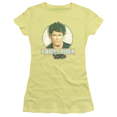 Juniors: Knight Rider - Vintage Shirt