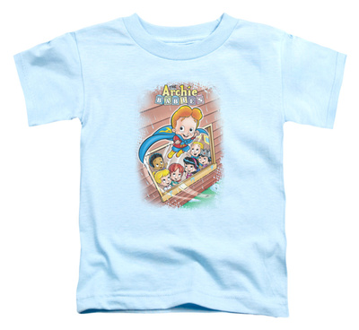 Toddler: Archie Comics - Rainy Day Hero T-Shirt