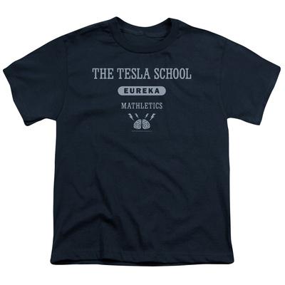 Youth: Eureka - Tesla School T-Shirt