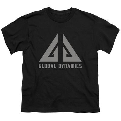 Youth: Eureka - Global Dynamic Logo T-Shirt