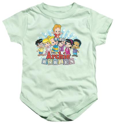 Infant: Archie Comics - The Gang Infant Onesie