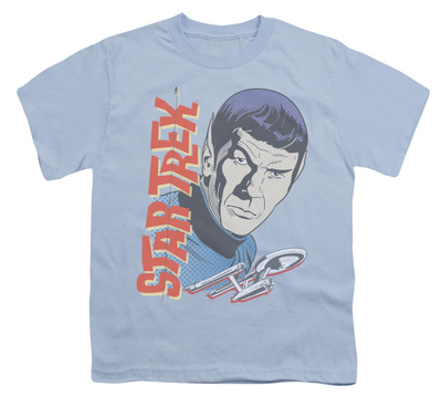 Youth: Star Trek - Vintage Spock Shirts