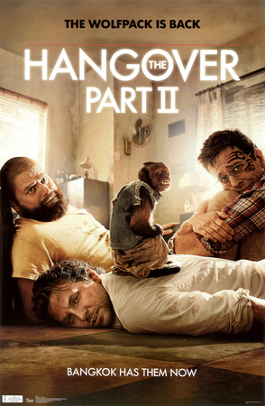 Hangover 2 - One Sheet poster