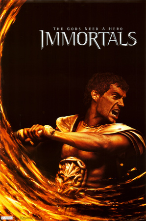 Immortals - Theseus Posters