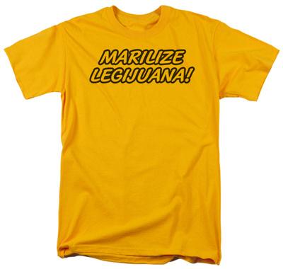 Marilize Legijuana T-Shirt
