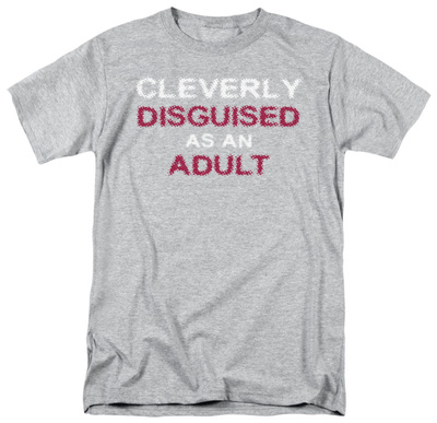 Cleverly Disguised T-shirts