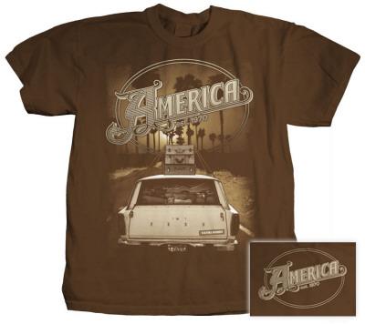 America – Ventura Highway T-shirts