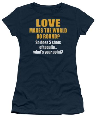 Juniors: World Go Round T-shirts