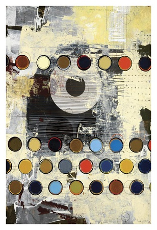 Fibonacci XIV Prints by Sherry Masters