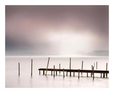 Lake Walk II Print by Jonathan Chritchley