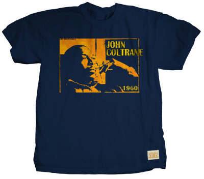 John Coltrane - Focused T-Shirt