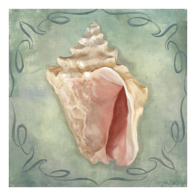 Seashells III Posters by Marissa Decinque