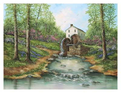 Sycamore Creek Prints by Sherry Masters