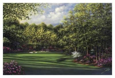 Augusta, Amen Corner Prints by Joe Sambataro