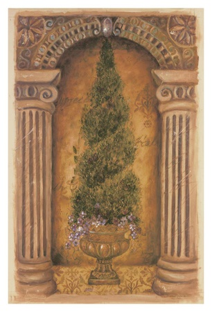 Cypress Niche Prints by Shari White