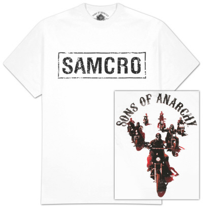 Sons of Anarchy - Gang T-Shirt