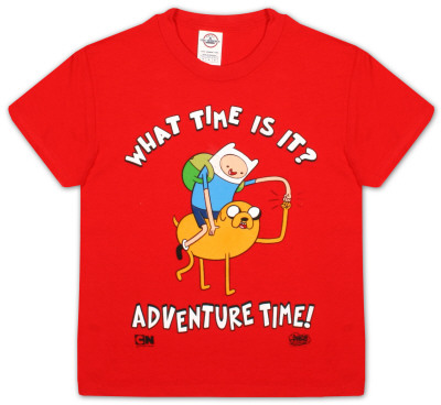 Youth: Adventure Time - What Time Is It? T-Shirt