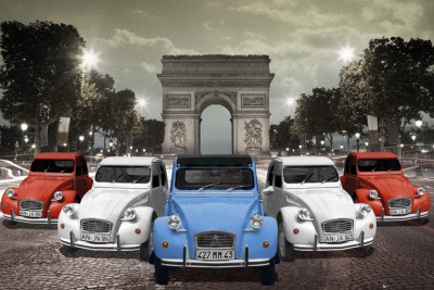 Arc de Triumphe Poster