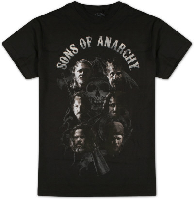 Sons of Anarchy - Cast Camiseta