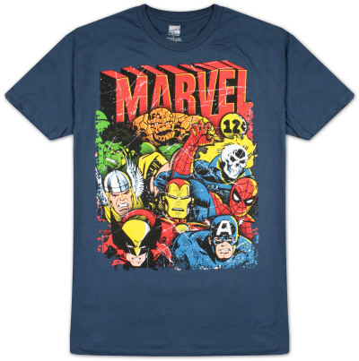 Marvel - Squad Up Camiseta