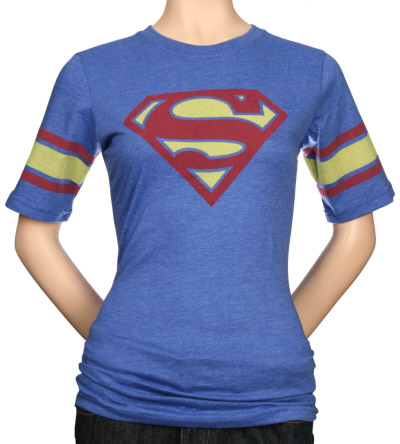 Juniors: Superman Hockey Tee T-Shirt