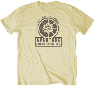 Portal 2 - Aperture 1940's T-Shirt