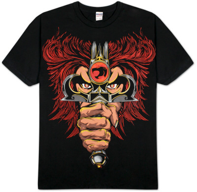 Thunder Cats Names on Thundercats   Sight Beyond Sight T Shirts En Allposters Es