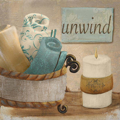 Unwind art print artwork by Hakimipour Ritter