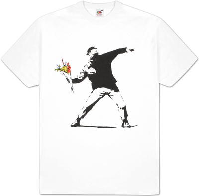 Flower Chucker T-Shirt