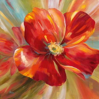 Island Blossom I Prints by  Nan