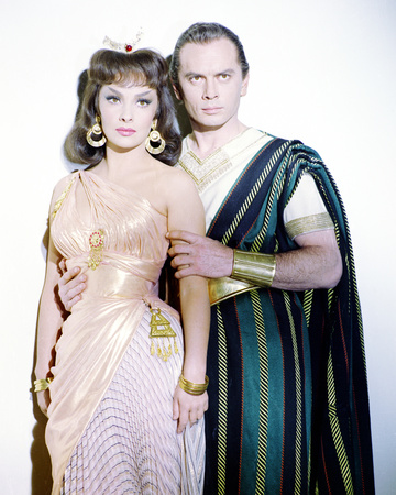 Solomon and Sheba Photo