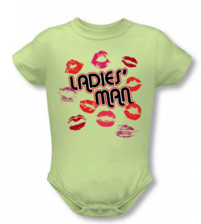 Infant: Ladies Man Infant Onesie