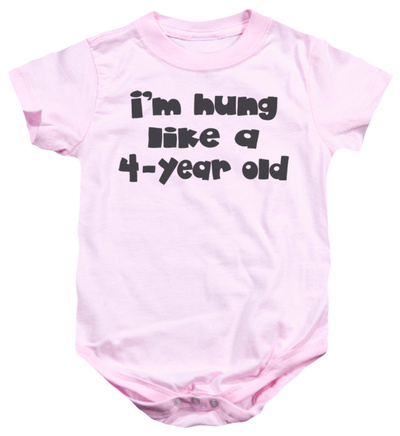 Infant: Hung Infant Onesie
