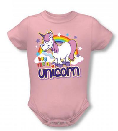 Infant: Buy Me A Unicorn Infant Onesie