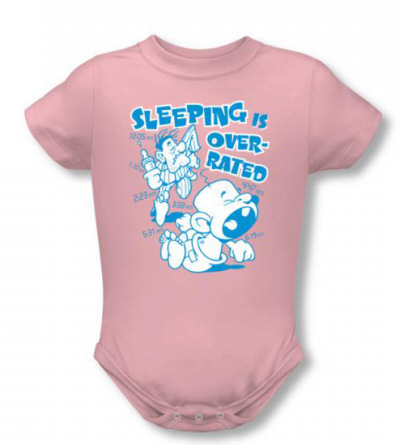 Infant: Over Rated Infant Onesie