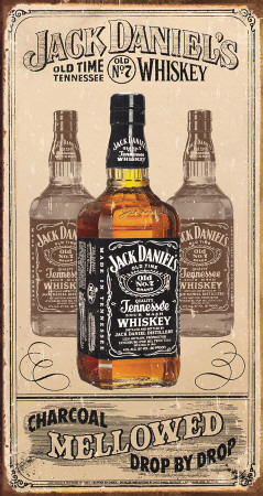 Jack Daniel's - Charcoal Peltikyltit