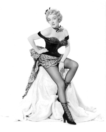 Marlene Dietrich - Rancho Notorious Photo