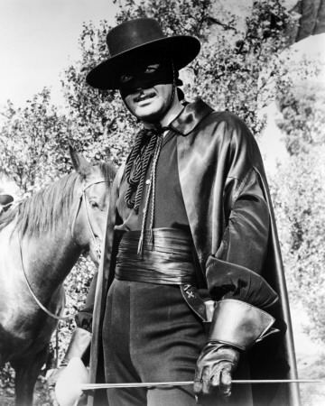 Guy Williams - Zorro Photographie