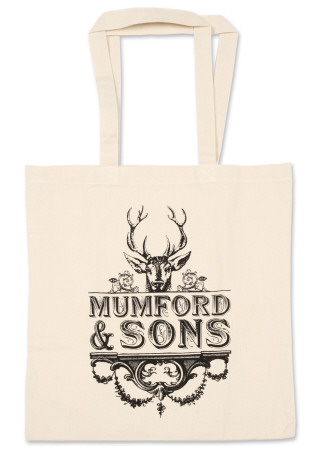 Mumford and Sons - Stag Tote Bag
