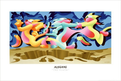 The Playa Prints by Ausgang Anthony