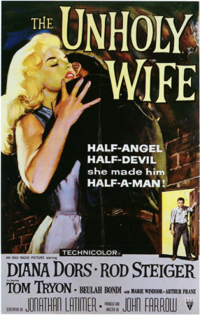 The Unholy Wife Masterprint