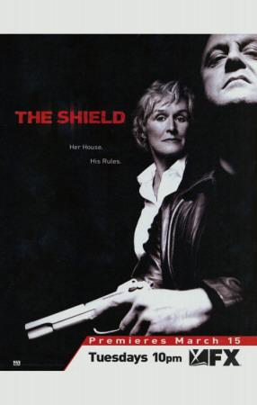 The Shield Masterprint