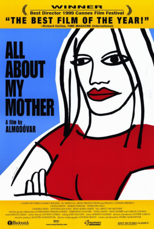 All About My Mother Masterprint