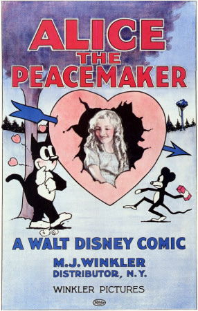 Alice the Peacemaker Masterprint