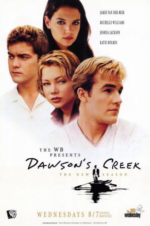 Dawson's Creek Masterprint